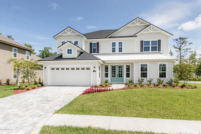 Green Cove Springs Single Family Home For Sale: Michelle Ct