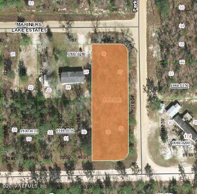 Interlachen FL Residential Lots & Land For Sale: $8,000