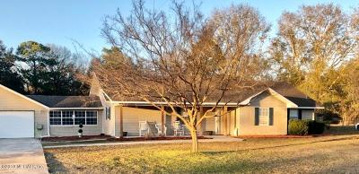 Macclenny Single Family Home For Sale: 4355 Hickory St