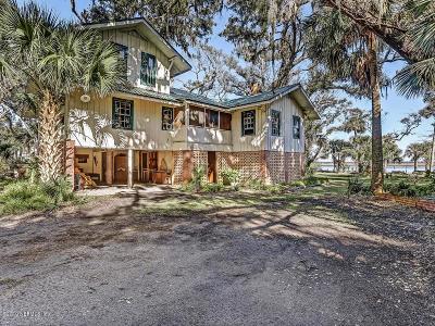 Fernandina Beach Single Family Home For Sale: 95019 Boyett Ln