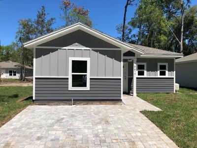 Single Family Home For Sale: 6617 Osceola St