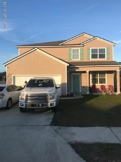 Single Family Home For Sale: 136 Green Palm Ct