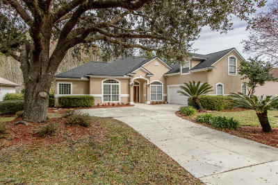 Fleming Island Single Family Home For Sale: 1636 Misty Lake Dr