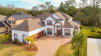 Green Cove Springs Single Family Home For Sale: 3545 Oglebay Dr