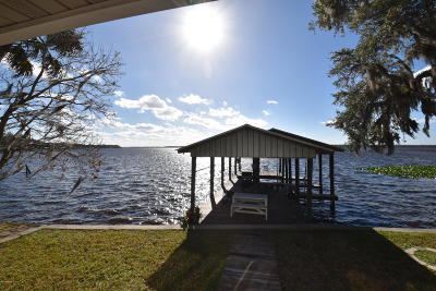 Single Family Home For Sale: 134 Hubers Fish Camp Rd