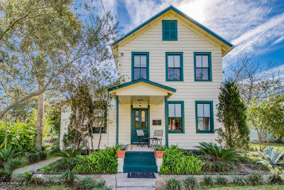 32084 Single Family Home For Sale: 33 Grove Ave