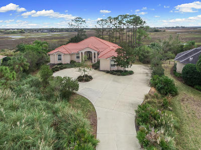 St. Johns County Single Family Home For Sale: 105 Herons Nest Ln