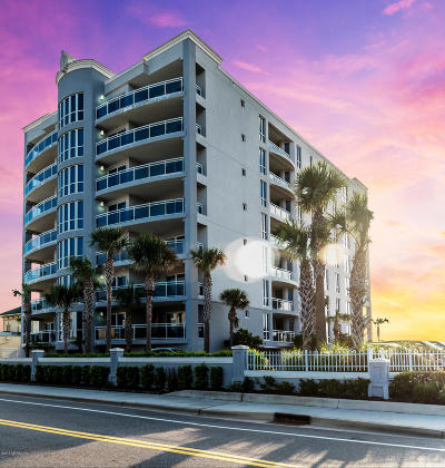 Jacksonville Beach Condo For Sale: 807 1st St N #701