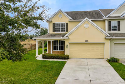 Duval County Townhouse For Sale: 6500 White Flower Ct