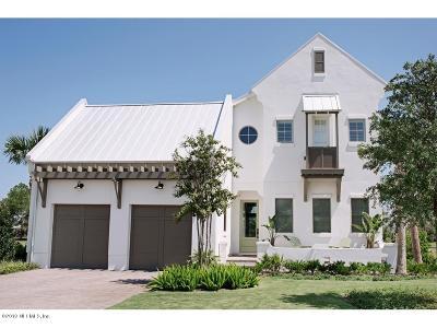 Atlantic Beach Single Family Home For Sale: 1765 Maritime Oak Dr