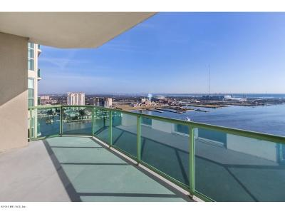 Condo For Sale: 1431 Riverplace Blvd #2506