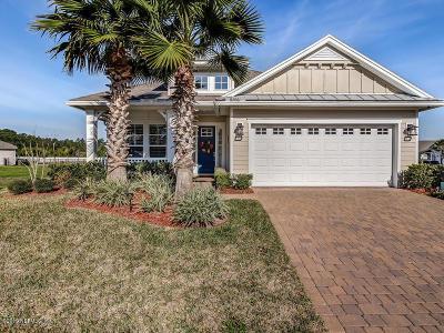 Fernandina Beach Single Family Home For Sale: 85061 Floridian Dr