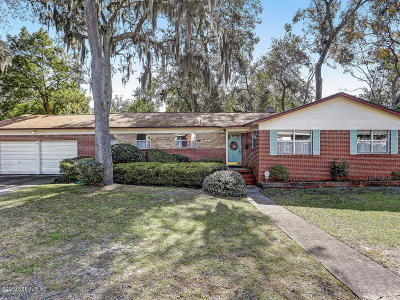 Single Family Home For Sale: 1448 Riverbirch Ln