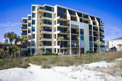 Duval County Condo For Sale: 2100 Ocean Dr S #1B