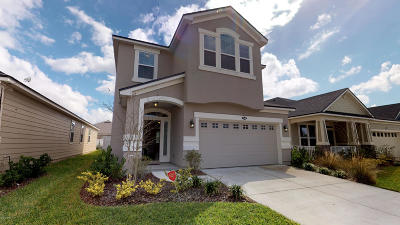Jacksonville Single Family Home For Sale: 7048 Bartram Preserve Pkwy