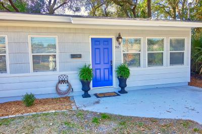 Fernandina Beach Single Family Home For Sale: 915 10th St S