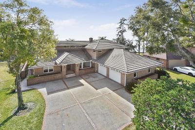 Jacksonville, Ponte Vedra Single Family Home For Sale: 1820 Christopher Point Rd S