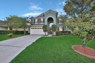 Green Cove Springs Single Family Home For Sale: 3354 Turkey Creek Dr