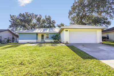 Single Family Home For Sale: 651 Nieves Ln