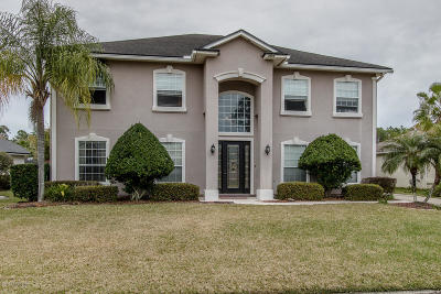 Orange Park Single Family Home For Sale: 2554 Whispering Pines Dr