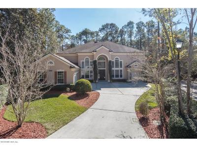 Jacksonville Single Family Home For Sale: 8777 Hampshire Glen Dr S