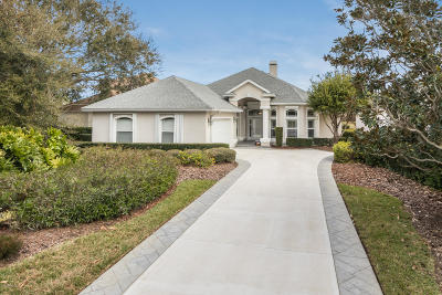 St Augustine Single Family Home For Sale: 602 Teeside Ct