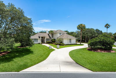 St. Johns County Single Family Home For Sale: 426 Marsh Point Cir