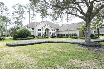 Jax Golf & Cc Single Family Home For Sale: 13130 Wexford Hollow Rd N