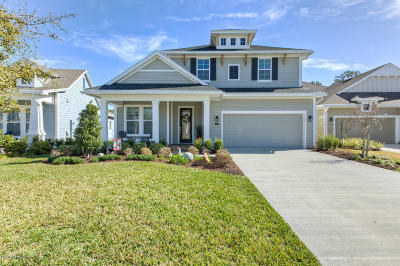 Nocatee Single Family Home For Sale: 375 Stone Ridge Dr