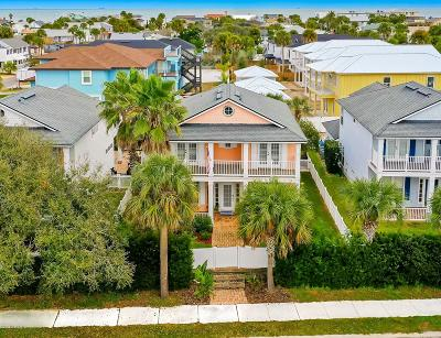 Neptune Beach Single Family Home For Sale: 1505 3rd St
