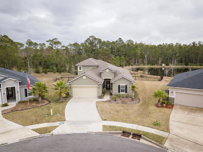 St Augustine Single Family Home For Sale: 140 Grey Hawk Dr