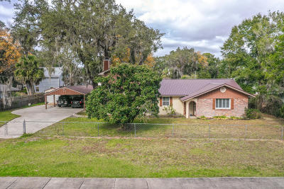 St Augustine Single Family Home For Sale: 605 St Augustine S Dr