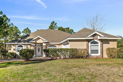 St Augustine Single Family Home For Sale: 235 N Prairie Lakes Dr
