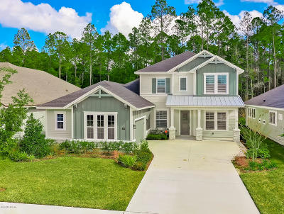 Ponte Vedra Single Family Home For Sale: 269 Valley Grove Dr