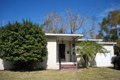 Single Family Home For Sale: 4721 Timuquana Rd