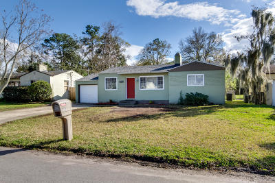 Single Family Home For Sale: 4652 Blount Ave