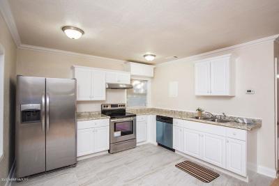 Jacksonville Single Family Home For Sale: 3602 Eve Dr E