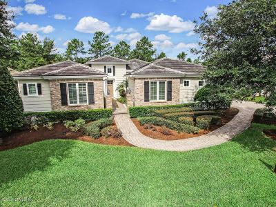 Jacksonville Single Family Home For Sale: 4390 Hunterston Ln