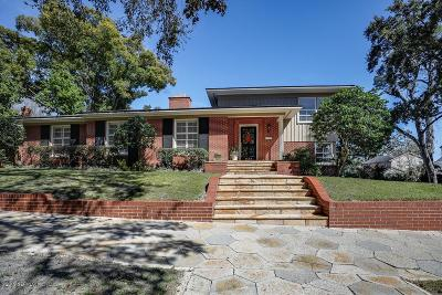 Jacksonville, Ponte Vedra Single Family Home For Sale: 1825 Edgewood Ave S