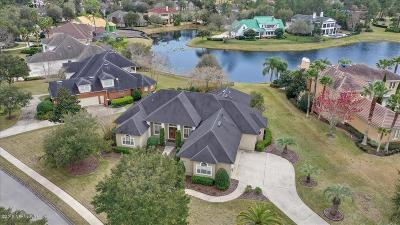 Jacksonville Single Family Home For Sale: 4438 Catheys Club Ln