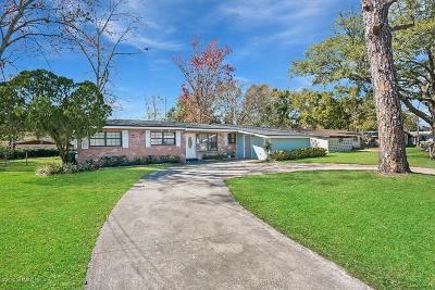 Jacksonville, Ponte Vedra Single Family Home For Sale: 8048 Napo Dr