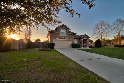 Jacksonville, Ponte Vedra Single Family Home For Sale: 668 Lookout Lakes Dr