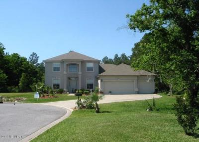 Jacksonville Single Family Home For Sale: 9969 Rose Creek Ct