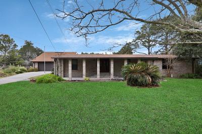 Jacksonville Single Family Home For Sale: 16229 Shellcracker Rd