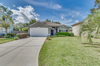 St. Johns County Single Family Home For Sale: 2476 Willowbend Dr