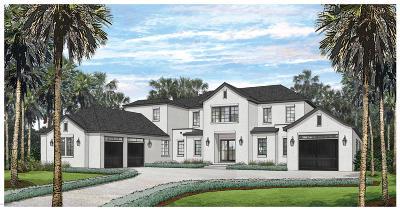 Jacksonville Beach FL Single Family Home For Sale: $2,799,000