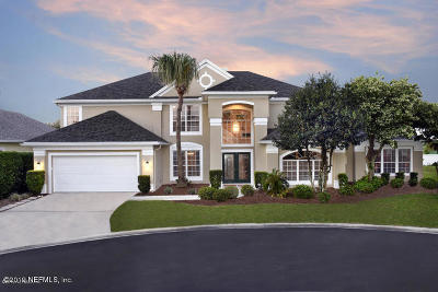Ponte Vedra Beach Single Family Home For Sale: 145 Sea Lily Ln