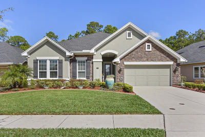 Ponte Vedra Single Family Home For Sale: 365 Majestic Eagle Dr