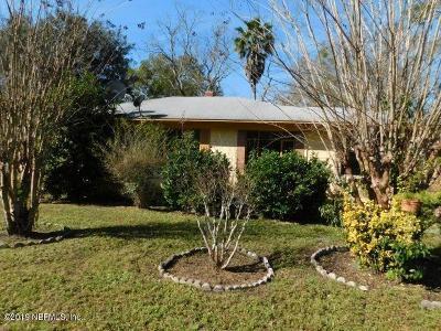 Jacksonville, Ponte Vedra Single Family Home For Sale: 5618 Minosa Cir E