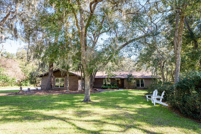 St Augustine Single Family Home For Sale: 3460 Red Cloud Trl